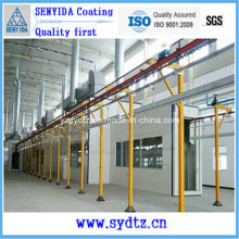 2016 Powder Coating Machine