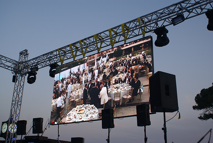 Rental LED display