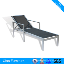 Outdoor Adjustable Aluminum Sun Lounge