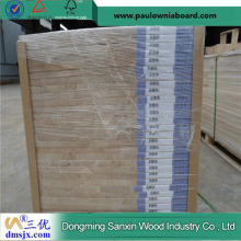 Sell Paulownia Board with Color Label in Supermarket