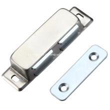 MX-01 Q235-Gehäuse, NdFeB-Magnet, weiß verzinkt