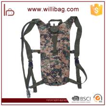 Sacs d'hydratation de sac à dos de camouflage de bicyclette de sac à dos de sac à dos de la vessie 3L