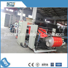 Machine d'estampage à feuilles chaudes à papier grand format