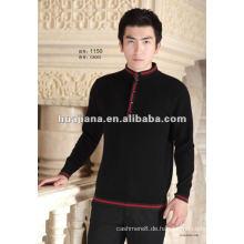 Moderner Männer Winter Pullover Pullover / 100% reine Kaschmir Strick