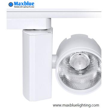15W 20W 30W Clothes Shop Lighting LED Track Spot Light