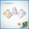 Factory offer Fiberglass filter bag for industrial dust collection on sale