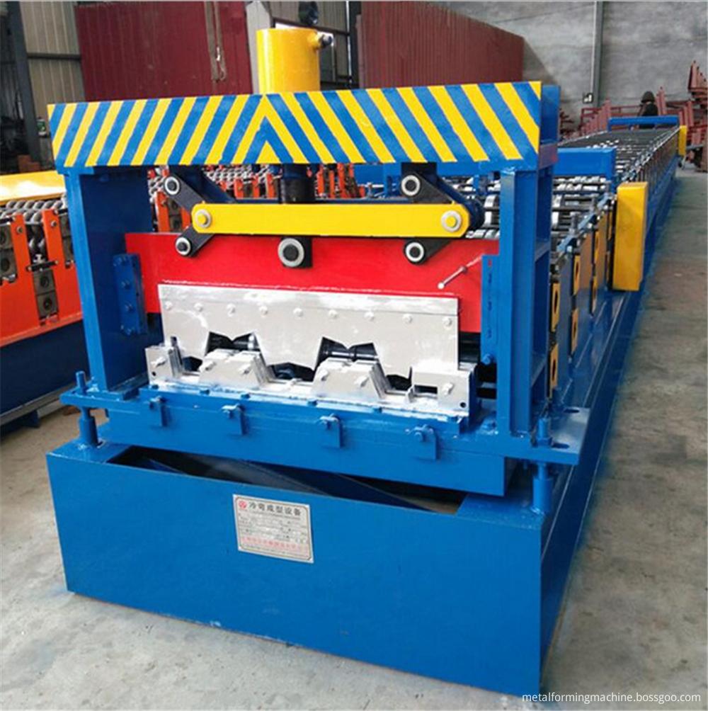 High efficiency sheet metal forming machine equipment