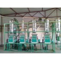 6 na hanay ng mga conical sieve grinding equipment