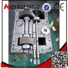 high Torque gear box for twin-screw plastic extruder