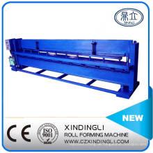 Farbe Stahlplatte Schere Maschine