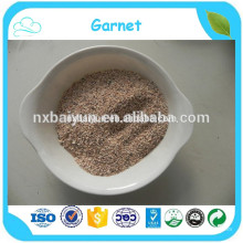 China supplier garnet/garnet stone price for abrasive