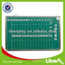 Magnetische Schule Green Board Designer, White Board, Schule Tafel zum Verkauf LE.HB.003