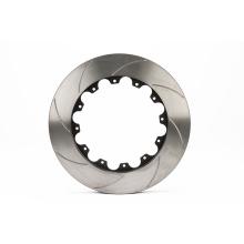 El disco de la línea de freno de las piezas de coche de 380 * 34m m frena el rotor