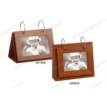 Nuevo álbum de fotos de madera para la decoración del hogar