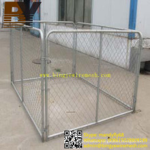 Chain Link Dog Cage Dog Kennel