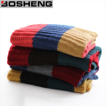 Winter Fashion Womens Men Warm Soft Knitted Scarf