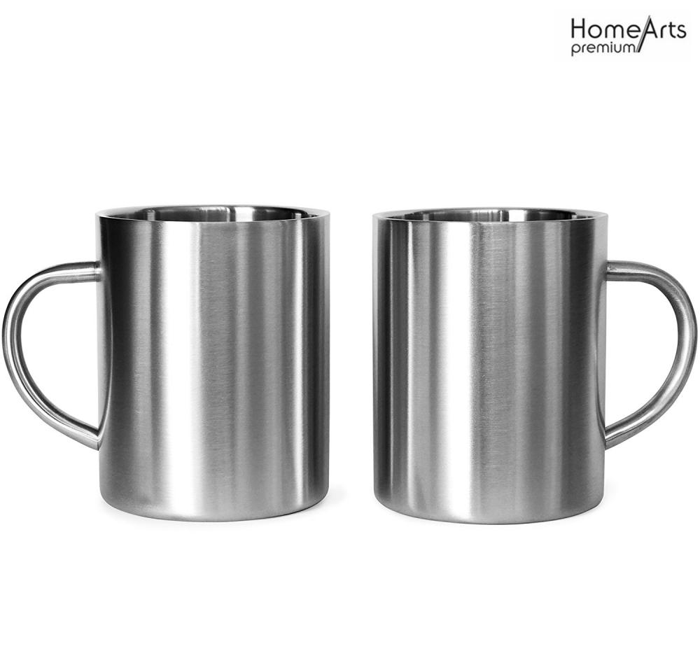 15OZ Stainless Steel Double Wall Mugs
