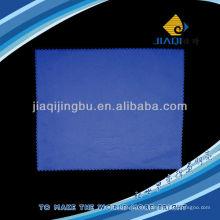 Custome volle Prägung microfiber Gläser Tuch