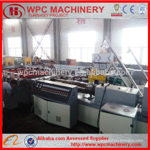 PVC Wood Plastic Composite board making machine/WPC construction board making machine
