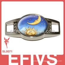Популярный браслет параккорд с металлическими амулетами на alibaba