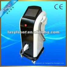 808nm diodo láser depilación equipo de belleza médica para la piel negra