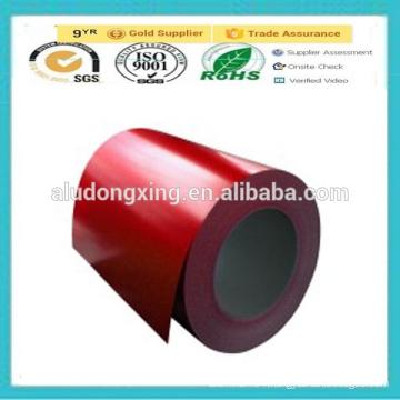 color prepainted aluminum coil