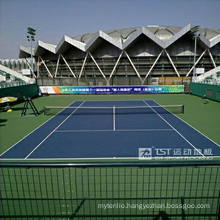 Tennis PVC Sports Flooring with Itf Standard