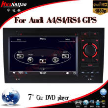 Reproductor de DVD de coche para Audi S4 / A4 (2002-2008) con Tmc DVB-T Video Bluetooth