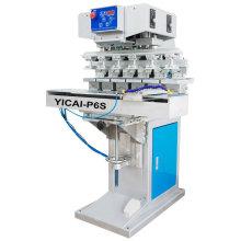 Machine de haute précision d'imprimante de tampon d'impression P6S