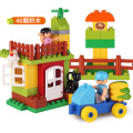 Wholesale Pasture Building Blocks Toys Play Set