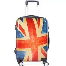 Luggage Best Carry on Luggage PC+ABS The Black Side