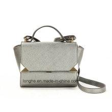 Pequeños bolsos de las mujeres de la PU bolso del cuerpo de la cruz bolso del Hobo de la manera (WZX20416)