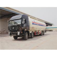 Iveco Genlvon 8X4 Trockener Powder Tanker Truck für Afrika