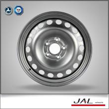Jantes en acier roues de 16 pouces pour voitures particulières avec un nouveau design