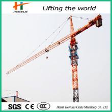 Guindaste de torre de equipamento alta eficiência para a construção