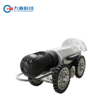 6 Wheel Drive Crawler Camera
