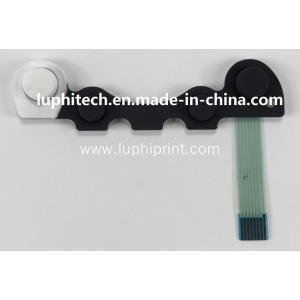 Silicone Rubber Metal Domes Flexible Circuit Switch