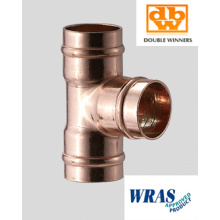 Solder Ring Equal Tee 15mm