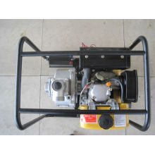 CE 10HP silent portable Diesel Water Pump 4 inch WH40DP