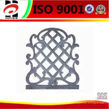 Chaise arrière en aluminium