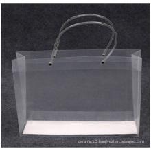 Promotional High Quality Transparent Plastic Bags, Wholesale PP Bag Printed Logo