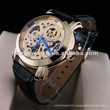 Fashion Automatic Watch, Men Stainless Steel Watches
