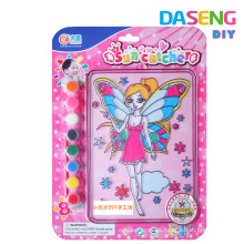 Supply angel suncatcher craft kits