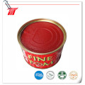 Organic and Healthy 400g Canned Tomato Paste of High Quality
