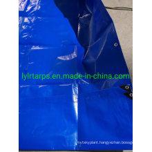 Amazing Diamond Royal Blue Polythylene PE Tarpaulin Truck Cover