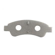 Disc brake pad manufacturing machine backing plate for all break pads