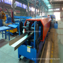 CUW purlin roll forming machine