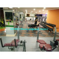 gym equipment Kneeling Leg Curl XH945
