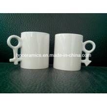 Sublimation Couple Mugs pour les amoureux