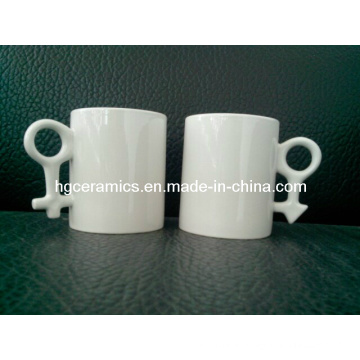 Sublimation Couple Mugs for Lovers